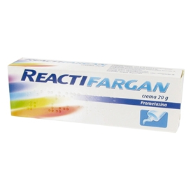 Reactifargan crema 2% 20 g