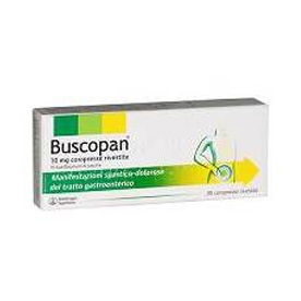 Buscopan 10 mg 30 compresse