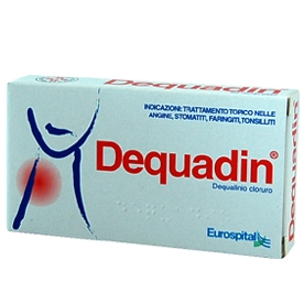 Dequadin 0,25mg 20 compresse