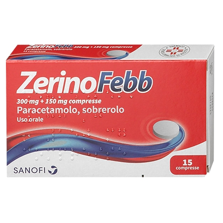 Fluental adulti 15 compresse 300 mg +150 mg