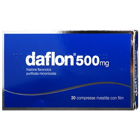 Daflon 500 mg 30 compresse