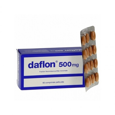 Daflon 500 mg 60 compresse