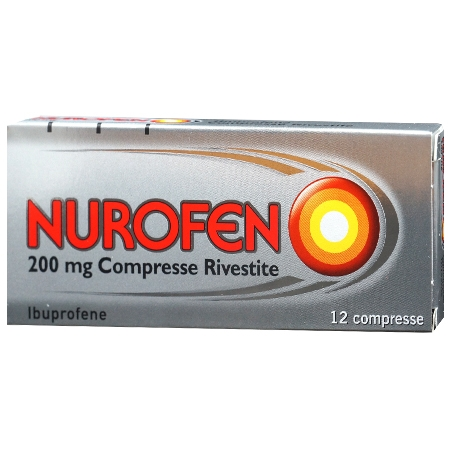 Nurofen 200 mg 12 compresse