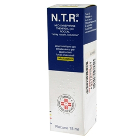 NTR spray nasale 15 ml