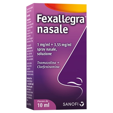 Rinogutt Antiallergico spray nasale 10ml