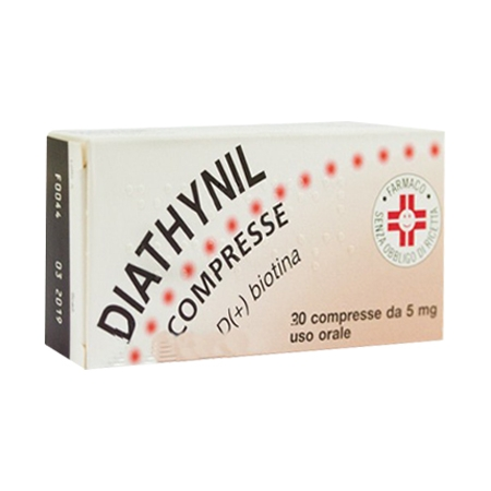 Diathynil 5 mg 30 compresse