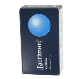 Lacrimart collirio 10 ml