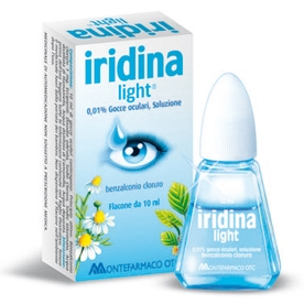 Iridina light gocce 10 ml 0,01%