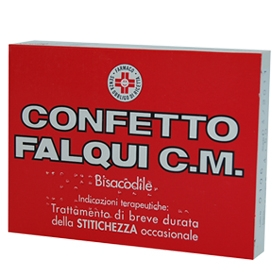 Confetto Falqui CM 5 mg 20 compresse