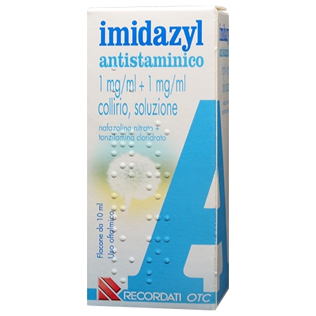Imidazyl collirio antistaminico 10 ml