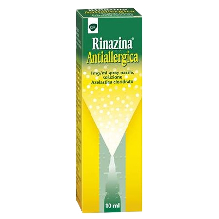 Rinazina antiallergico spray nasale 10 ml
