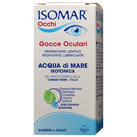 Isomar collirio flacone 10 ml
