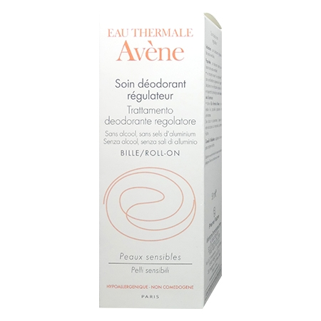 Avene deodorante roll on