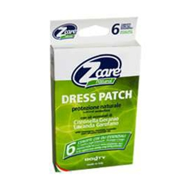 Z Care natural Dres patch 6 pezzi