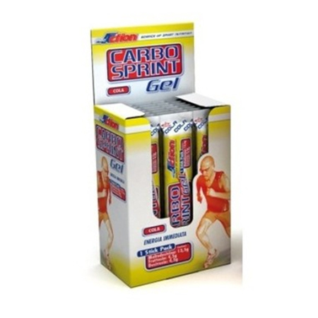 CARBO SPRINT GEL COLA 25ML