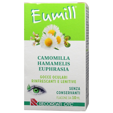 Eumill collirio lenitivo 10 ml
