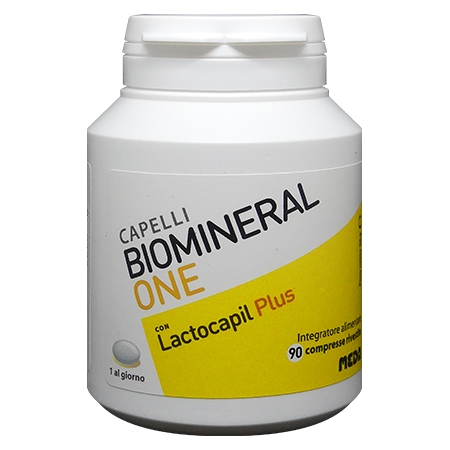 Biomineral One lacto plus 90 compresse