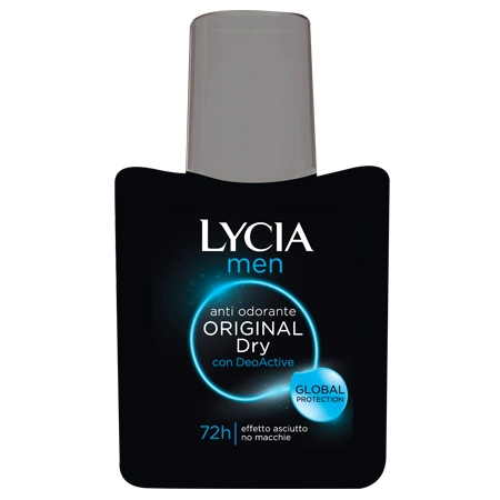 Lycia vapo men original dry 75 ml