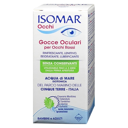Isomar occhi multidose 10 ml