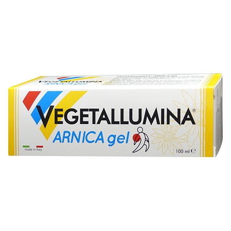 Vegetallumina arnica gel 100 ml