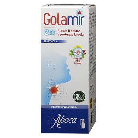 Golamir 2 act spray 30 ml