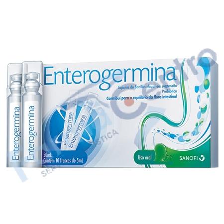 ENTEROGERMINA 2 MLD 20 FLAC