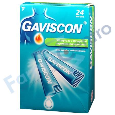 GAVISCON 24 BUSTINE