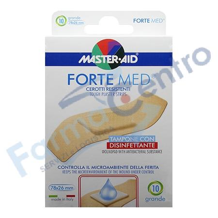 M-AID FORTE MED CER GR 10PZ