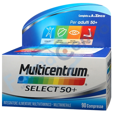 Multicentrum Select 50  30 Compresse