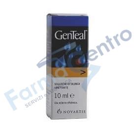 GENTEAL COLLIRIO 10ML