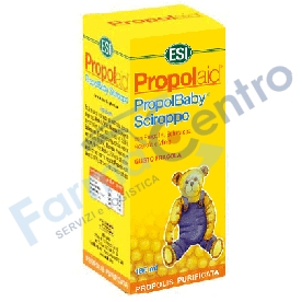 propolaid propolbaby sciroppo 180ml