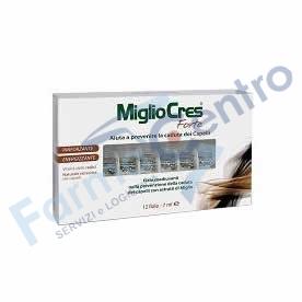 MIGLIOCRES CAP FORTE 12F 7ML