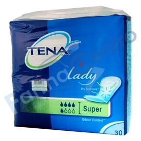 TENA LADY PANN SUPER HC 30PZ