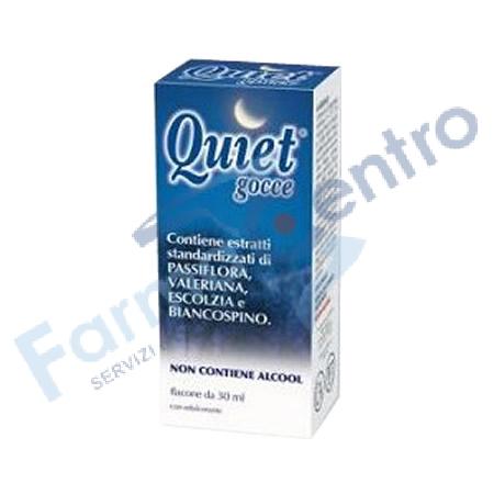 Quiet Gocce 30ml