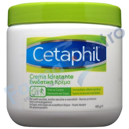Cetaphil (Cetafil) Crema Idratante 450 grammi