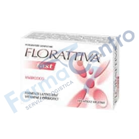 FLORATTIVA FAST 10CPS