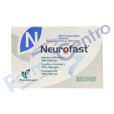 neurofast 30 capsule 30g