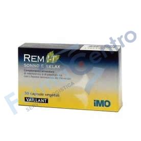 REM LT SONNO/RELAX 30CPS