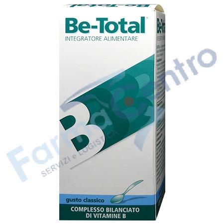 Betotal Plus Sciroppo Gusto Classico 100ml