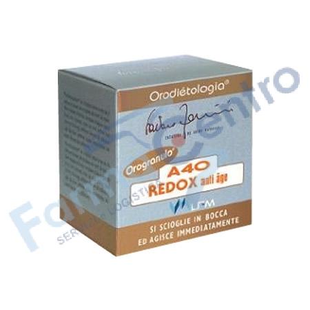 A40 REDOX ANTI AGE OROGRANULI
