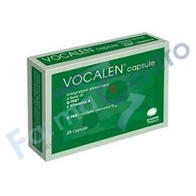 VOCALEN 20CPS