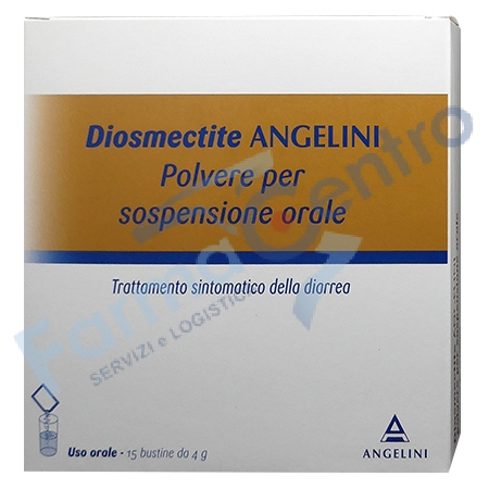 diosmectite angelini 15 buste