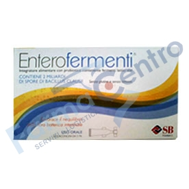 ENTEROFERMENTI 2MLD 20FL 5ML