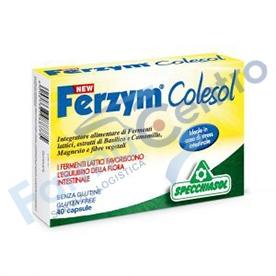 FERZYM COLESOL 40CPS NEW