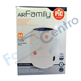 PIC AIR FAMILY DLS AEROSOL 1PZ