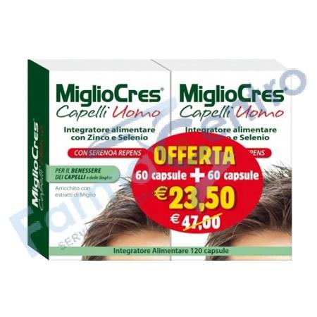MIGLIOCRES CAP U 60CPS+60CPS