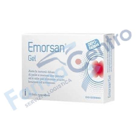EMORSAN GEL C/APPLICATORE 30ML
