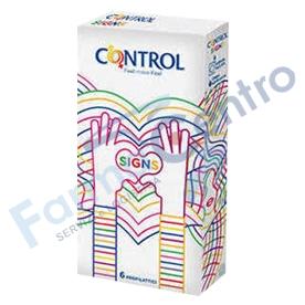 control signs 6 uds