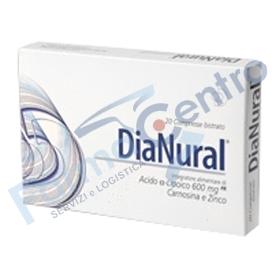DIANURAL INTEGRAT 20 COMPRESSE