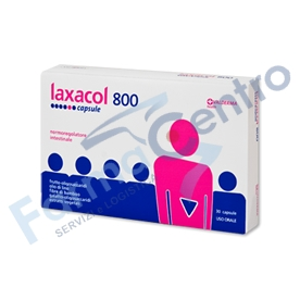 LAXACOL 800 30CPS